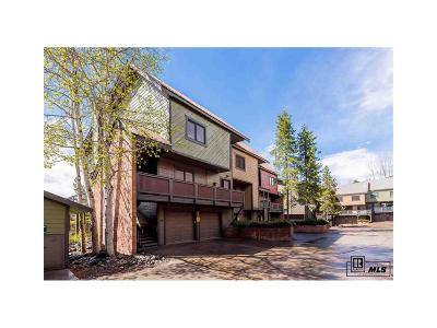 Condo/Townhouse Sold: 2650 Medicine Springs Drive #28