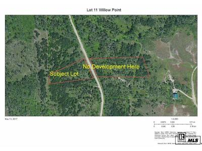 Clark CO Residential Lots & Land Active: $192,500