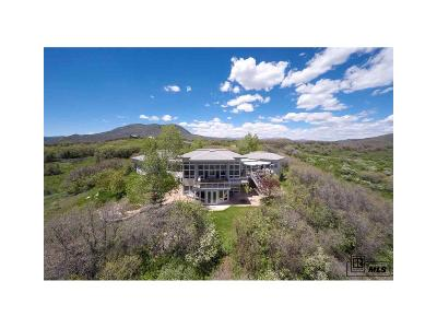 Steamboat Springs Single Family Home Active: 43600 Old Elk Trail