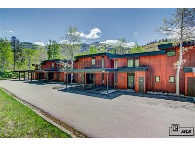 Steamboat Springs Condo/Townhouse Active: 2430 Storm Meadows Drive #31
