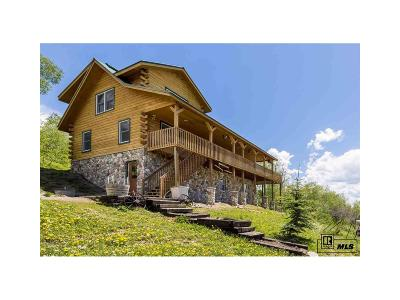 Steamboat Springs Single Family Home Active: 51220 Buck Mountain Lane