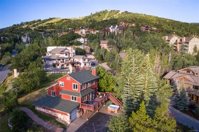 Steamboat Springs  Single Family Home Active: 2365 Ski Trail Lane