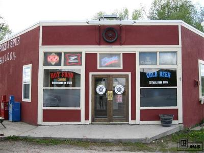 Steamboat Springs Commercial Active: 21495 Us Highway 40