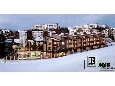 Steamboat Springs Condo/Townhouse Active: 2355 Ski Time Square Drive #222 #222