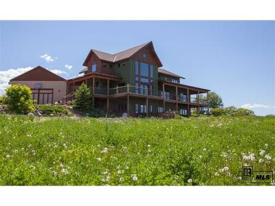 Steamboat Springs Single Family Home Active: 32550 Gray Hawk Lane