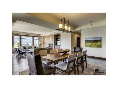 Steamboat Springs Condo/Townhouse Active: 1275 Eagle Glen Drive #N200