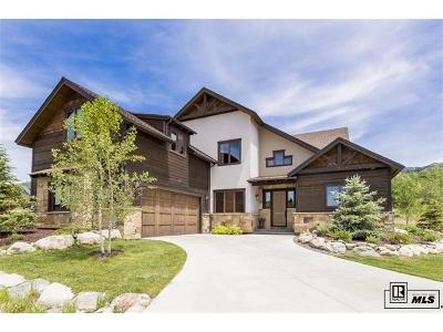 Routt County Single Family Home Active: 1254 Clubhouse Circle