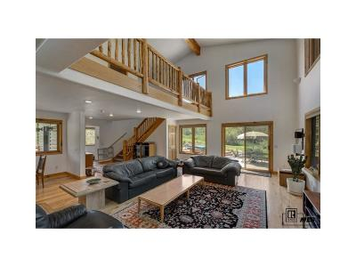 Steamboat Springs Single Family Home Active: 29465 Scrub Oak Path