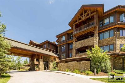 Steamboat Springs Condo/Townhouse Active: 1750 Medicine Springs Dr #6210