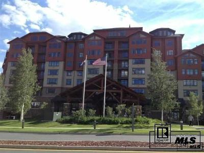 Condo/Townhouse Active: 2300 Mt. Werner Road 307/309 Qiv #307/309