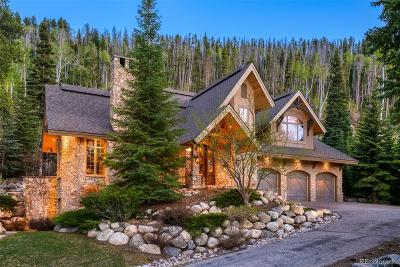 Routt County Single Family Home Active: 3053 Aspen Wood Drive #Lot #2 S