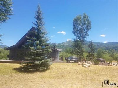 Steamboat Springs Commercial Active: 3150 Ingles Lane