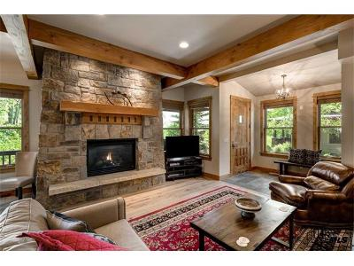 Steamboat Springs Condo/Townhouse Active: 1315 Turning Leaf Court #Blue Spr