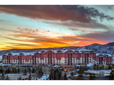 Steamboat Springs Condo/Townhouse Active: 2300 Mt. Werner Circle 705 #Penthous