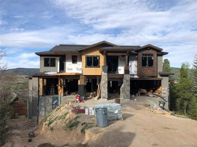 Steamboat Springs Condo/Townhouse Active: 2357 Poma Lane
