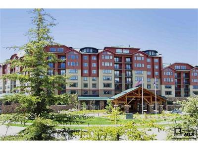 Steamboat Springs Condo/Townhouse Active: 2300 Mt. Werner Circle #357