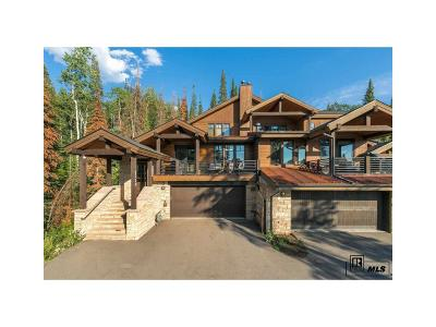 Steamboat Springs Condo/Townhouse Under Contract: 2330 Val D'isere