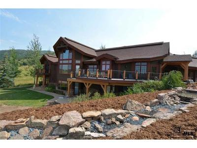Steamboat Springs Single Family Home Active: 33505 Lugon Trail