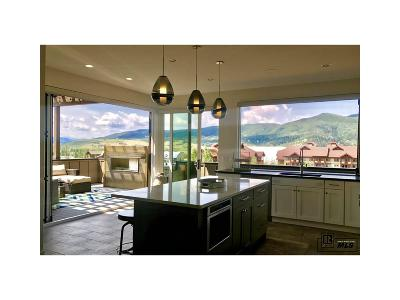 Steamboat Springs Single Family Home Under Contract: 1380 Bangtail Way