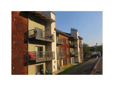 Steamboat Springs CO Condo/Townhouse Active: $199,000