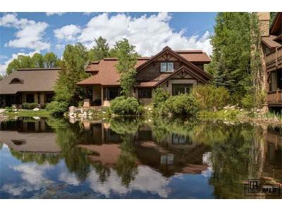 Routt County Single Family Home Active: 668 Retreat Place