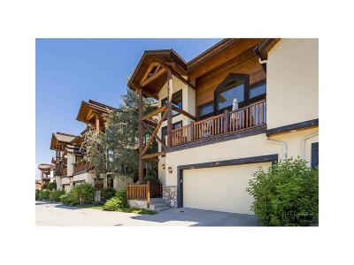 Steamboat Springs Condo/Townhouse Under Contract: 2700 Cross Timbers Trail