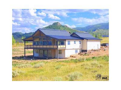 Oak Creek Single Family Home Under Contract: 30005 Bannock Trail