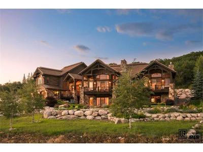 Steamboat Springs Single Family Home Active: 622 Forest View Drive