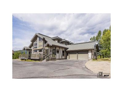 Steamboat Springs Condo/Townhouse Under Contract: 1785 Steamboat Boulevard