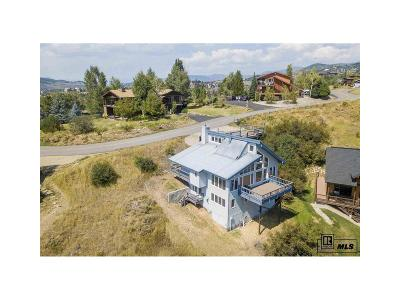 Routt County Single Family Home Active: 3300 Apres Ski Way