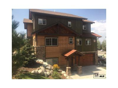 Steamboat Springs Condo/Townhouse Active: 443 Willett Heights Court