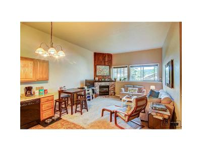 Steamboat Springs Condo/Townhouse Under Contract: 3025 Columbine Drive #23