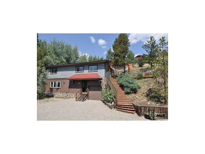 Steamboat Springs Single Family Home Under Contract: 457 12th Street