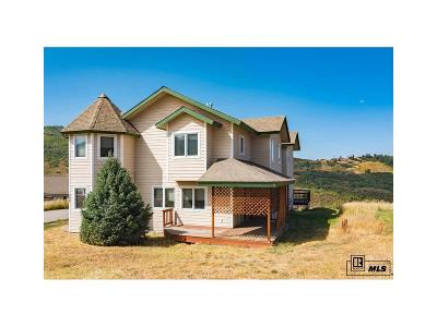 Steamboat Springs Condo/Townhouse Active: 506 Buena Vista Court #Lot B