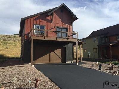 Routt County Single Family Home Active: 23530 Sagebrush Circle