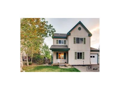 Routt County Single Family Home Active: 535 Wyatt Drive