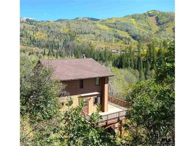 Routt County Single Family Home Active: 2945 Ridge Road