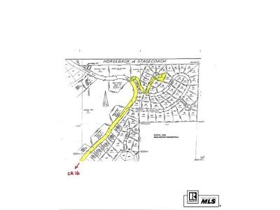 Residential Lots & Land Active: Lot 82 Horseback Subd At Stagecoach