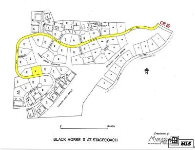 Oak Creek Residential Lots & Land Active: Lot 51 Black Horse Ii At Stagecoach