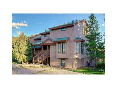 Steamboat Springs Condo/Townhouse Active: 240 Hilltop Pkwy., #103