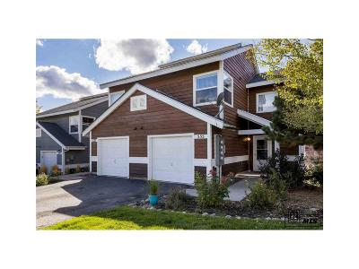 Steamboat Springs Condo/Townhouse Under Contract: 535 Mountain Vista Circle