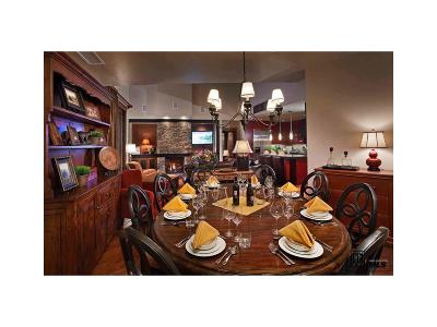 Steamboat Springs Condo/Townhouse Under Contract: 2250 Apres Ski Way, R-616