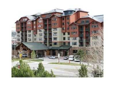 Steamboat Springs Condo/Townhouse Active: 2300 Mount Werner Circle, 503/04 Cal 7
