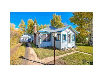 Routt County Single Family Home Active: 25800 Routt Street