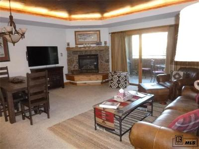 Steamboat Springs Condo/Townhouse Active: 2780 Eagleridge Drive #103