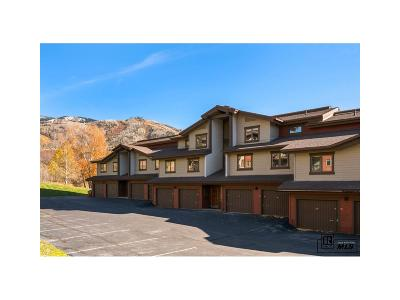 Steamboat Springs Condo/Townhouse Under Contract: 1720 Ranch Road #310
