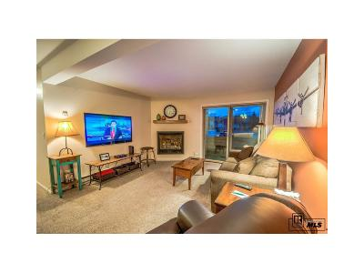 Steamboat Springs Condo/Townhouse Under Contract: 1625 Shadow Run Frontage #109