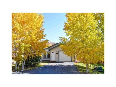 Steamboat Springs Single Family Home Under Contract: 1557 Conestoga Circle