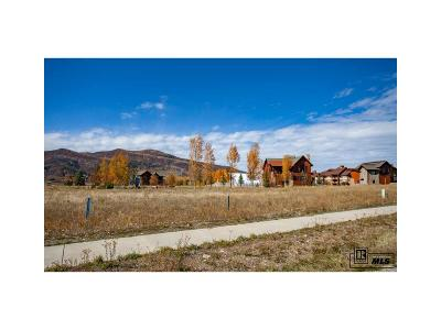 Steamboat Springs Residential Lots & Land Active: 2750 Bronc Buster Loop