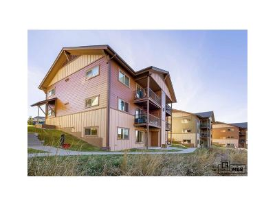 Steamboat Springs Condo/Townhouse Active: 1295 Hilltop Parkway #B